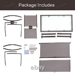 Garden Furniture Sets Table+Chairs Patio/Garden/Outdoor/Conservatory/Balcony