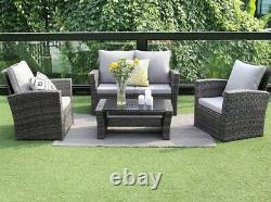 Rattan Furniture Set, Patio, Garden Set, Very High Quality, UK STOCK